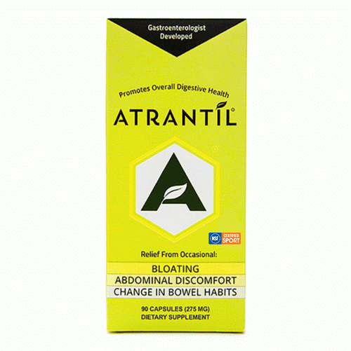 A 90 count Box of Atrantil
