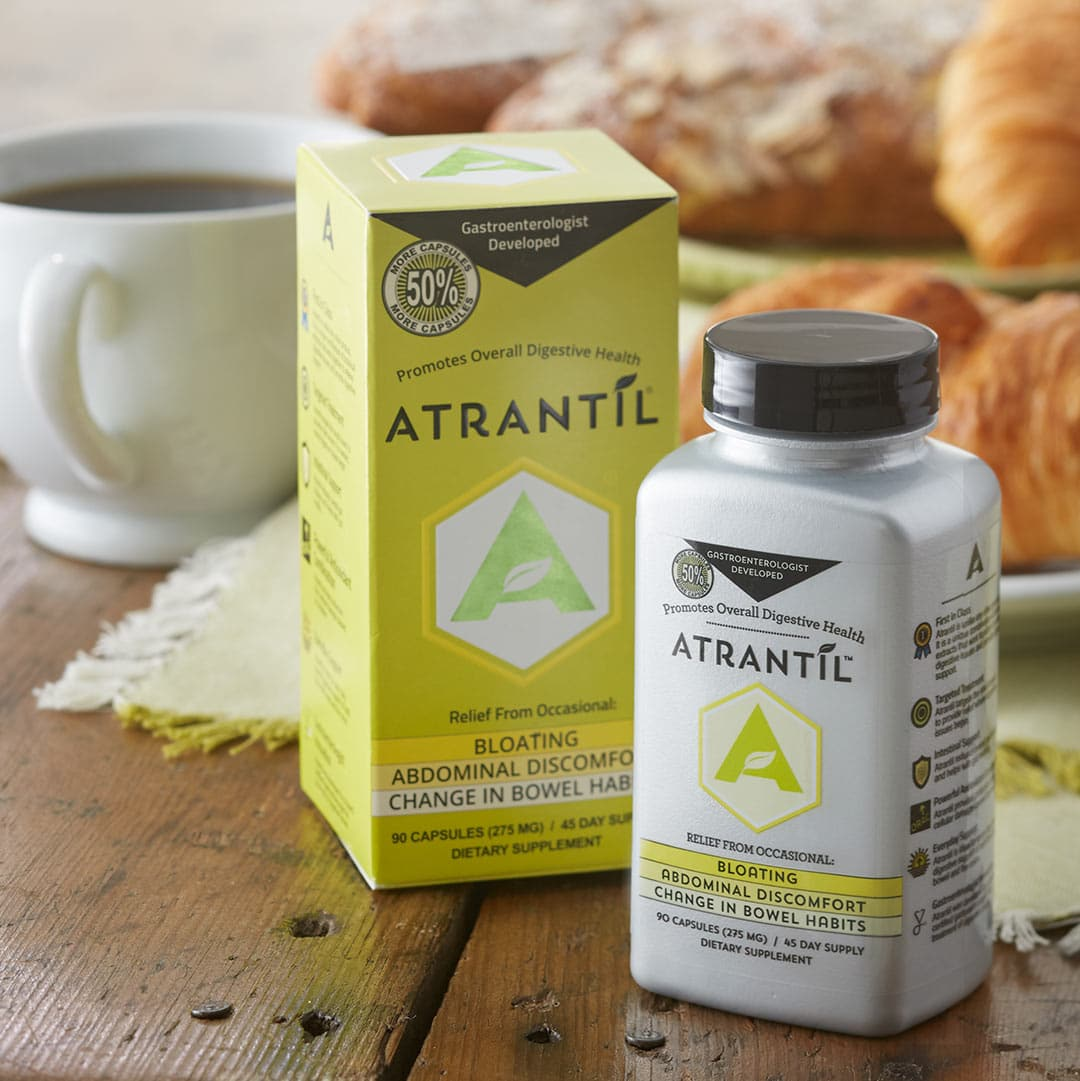 How to Relieve Bloating and other FAQs | Atrantil