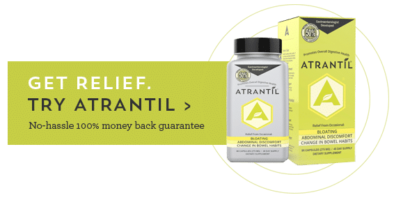 What Causes Bloating? Why Am I Feeling Bloated? | Atrantil