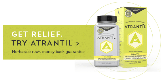 Get Rid of Bloating and Stomach Discomfort | How Atrantil Works