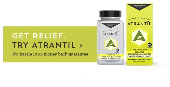 Atrantíl Reduces Unwanted Bacteria