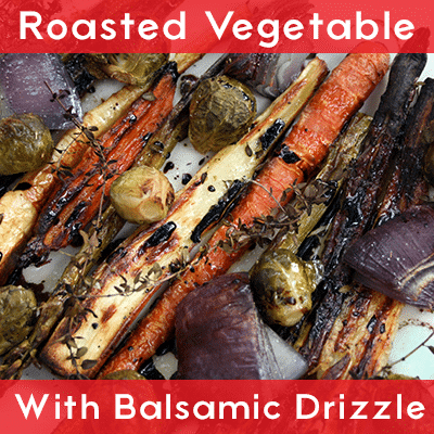 roasted vegetable