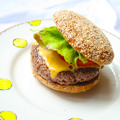 Keto Paleo Burger Buns