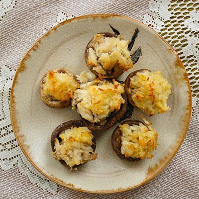 crab mushrooms