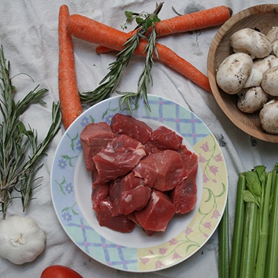 hearty beef stew ingredients