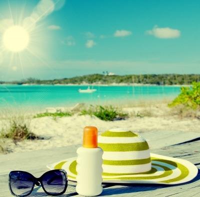 Sunblock or Polyphenols