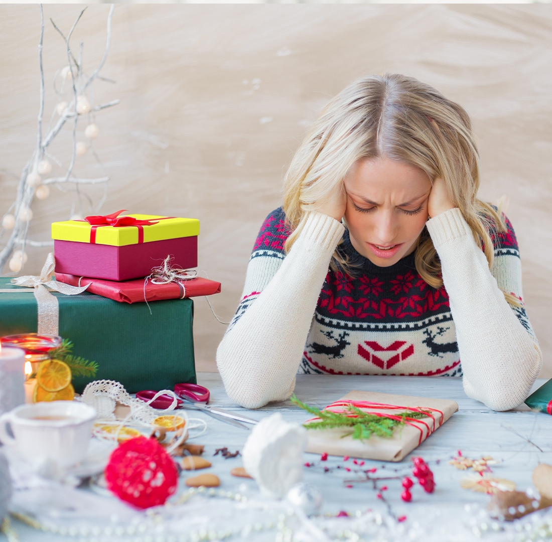 Avoiding Holiday Stress During A Pandemic