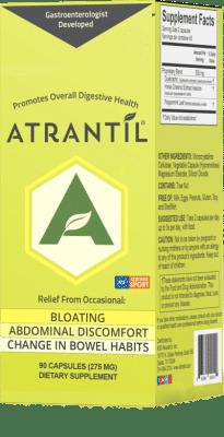 A 90 count Box of Atrantil